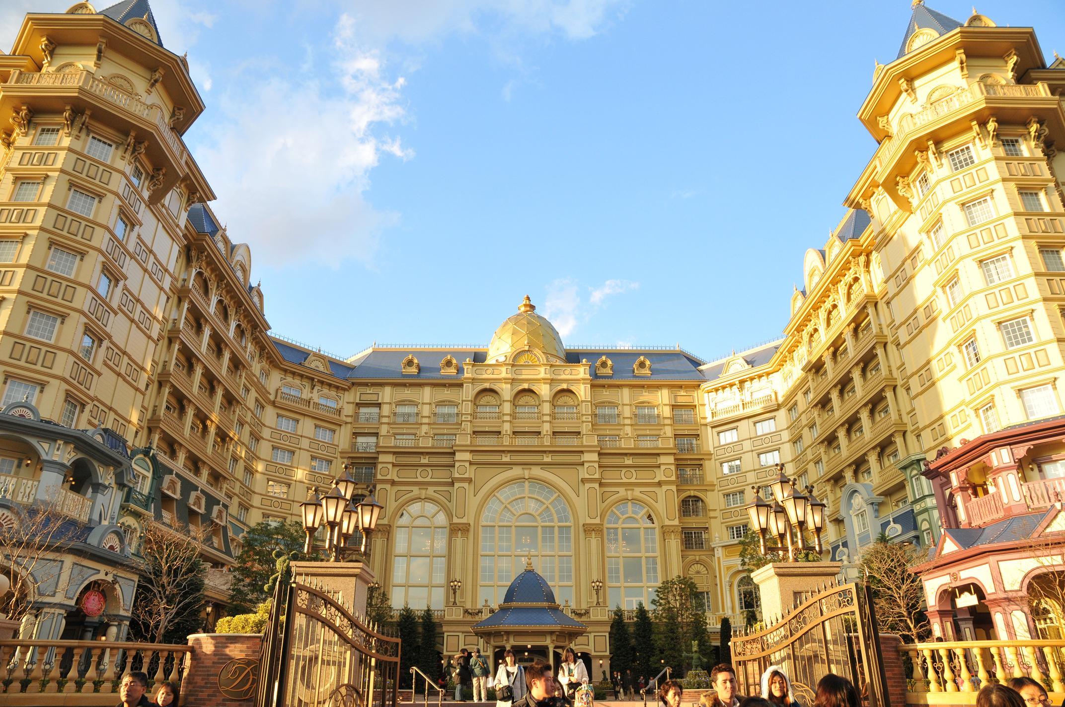 ディズニーホテルの予約の狙い目は2週間前 : 【tdl裏情報】ディズニー